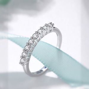 Jewelry - Classical stacking CZ Ring